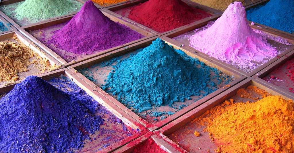 Pigments et peintures naturelles